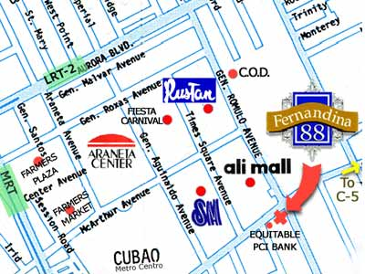 Fernandina 88 Suites Hotel Quezon City Website Philippines Hotels Travel Guide Amp Real Estates