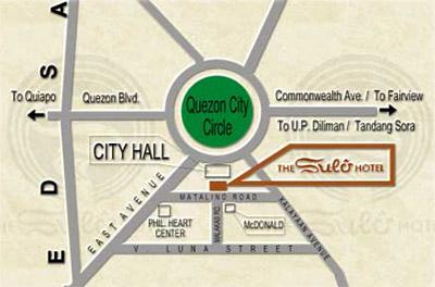 The Sulo Riviera Hotel Quezon City